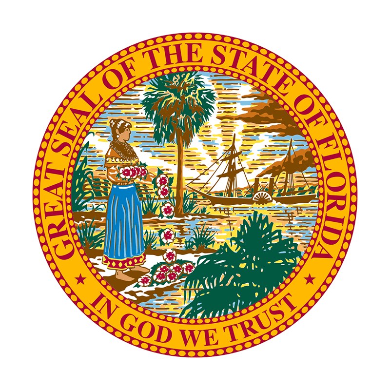Seal of State of Florida