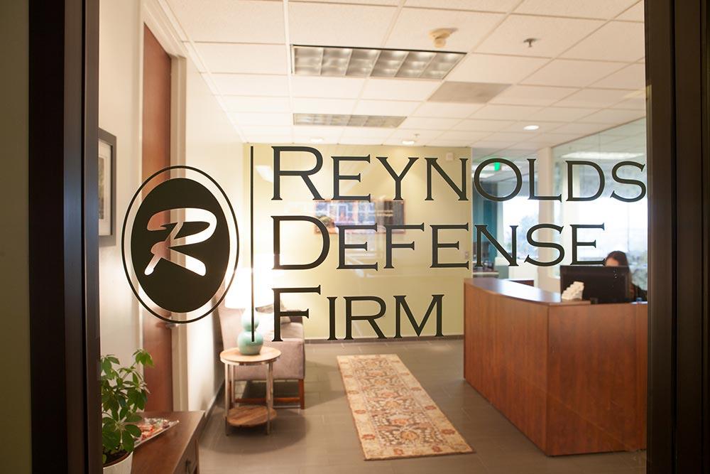 Reynolds Defense DUI Lawyer Reception