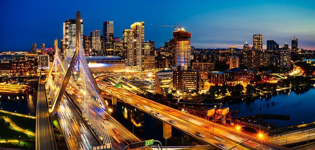 boston drivers at night